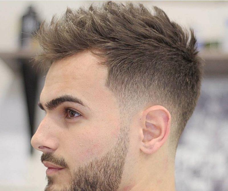 Kiểu tóc nam ngắn gọn