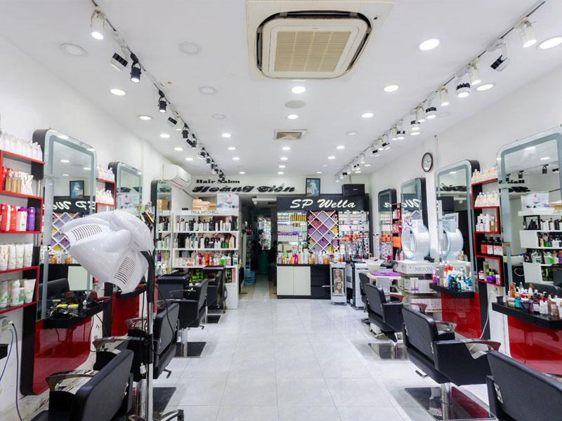 Tiệm cắt tóc nam ở TPHCM