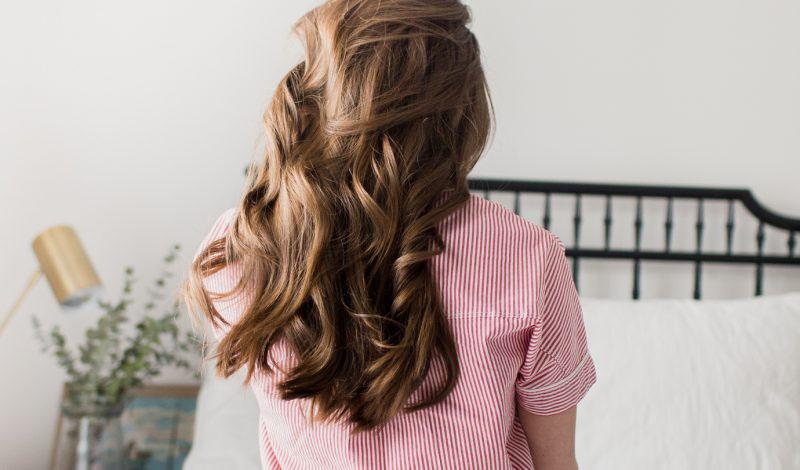 Chăm sóc tóc xoăn