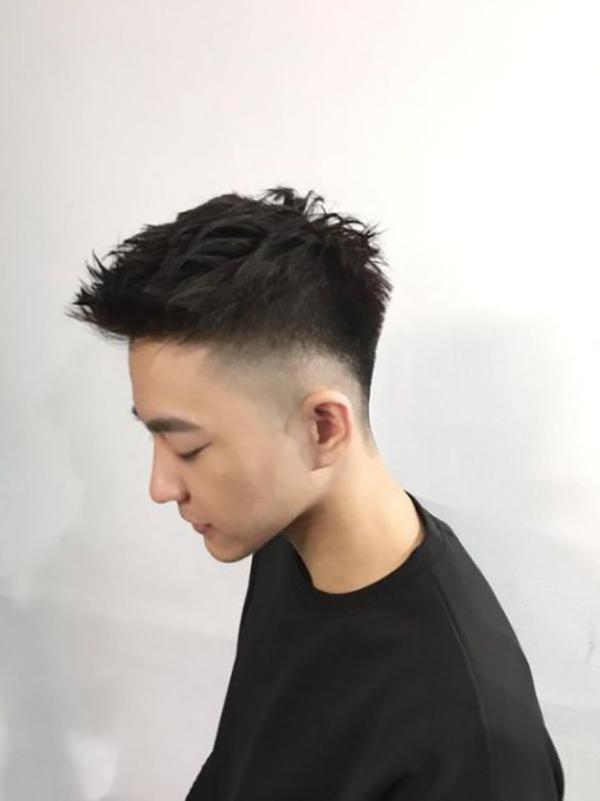 Kiểu tóc layer nam