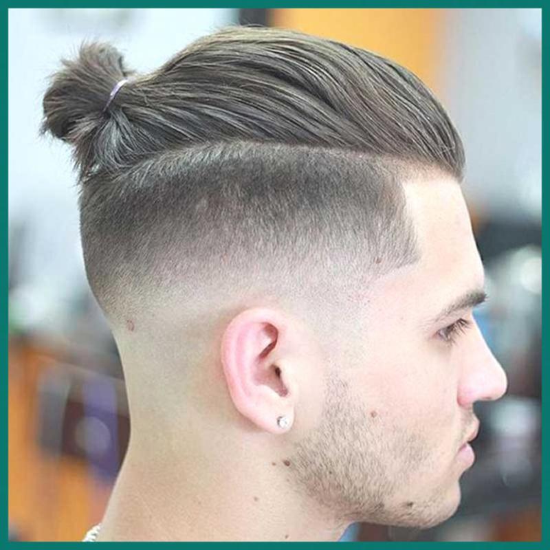 Kiểu tóc nam dài