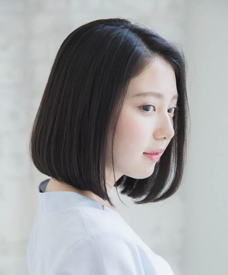 Kiểu tóc nữ cho người gầy