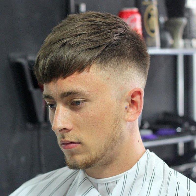 Kiểu tóc undercut nam