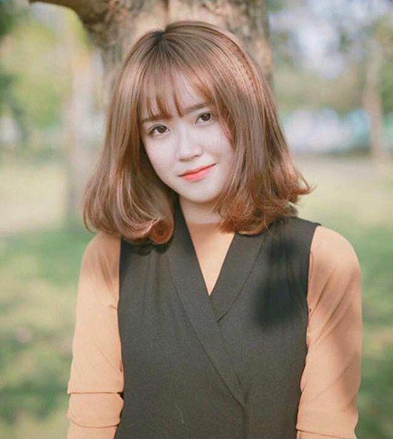 Kiểu tóc ngắn nữ
