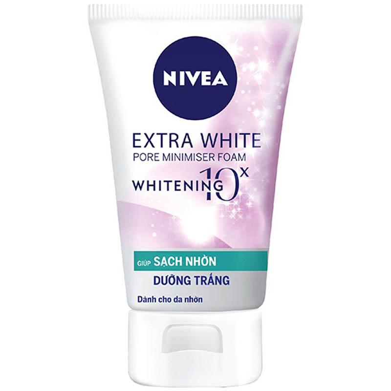 Sữa rửa mặt trắng da